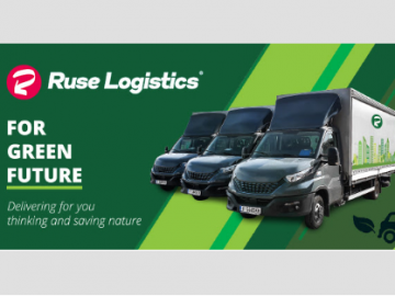 Ruse Logistics for GREEN FUTURE 2021